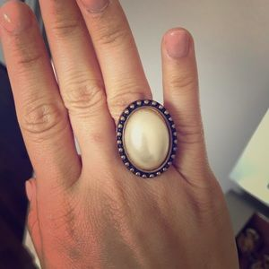 Forever 21 Mother of Pearl Ring